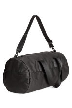 Cylindrical Sports Bag - Black - Men | H&M CA 2