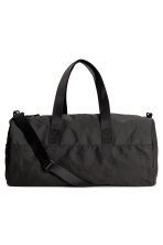 Cylindrical Sports Bag - Black - Men | H&M CA 1