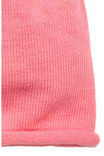 Fine-knit hat - Pink - Kids | H&M 2