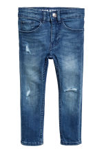 Superstretch Skinny fit Jeans - Denimblauw -  | H&M NL 2