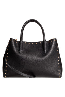 Shopper with studs