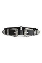 Waist Belt - Black - Ladies | H&M CA 1