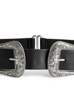 Waist Belt - Black - Ladies | H&M CA 3