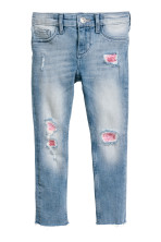 Helles Denim blue