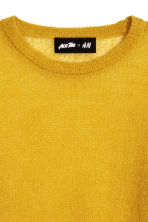 Pullover a punto largo - Giallo - DONNA | H&M IT 3