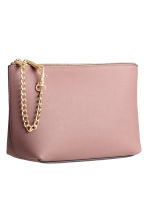 Makeup-bag - Mauve - DAM | H&M FI 2