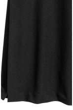 Culottes with side slits - Black - Ladies | H&M CN 2