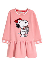 Pink/Snoopy