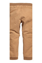 2-pack joggers - Dark blue/Camel - Kids | H&M 4