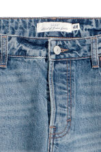 Girlfriend Jeans - Licht denimblauw - DAMES | H&M BE 3