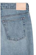Girlfriend Jeans - Licht denimblauw - DAMES | H&M BE 2