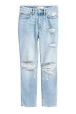 Light denim blue/Trashed