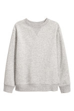 Sweatshirt - Light gray - Kids | H&M CA 2