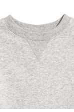 Sweatshirt - Light gray - Kids | H&M CA 3