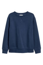 Sweatshirt - Dark blue - Kids | H&M 2