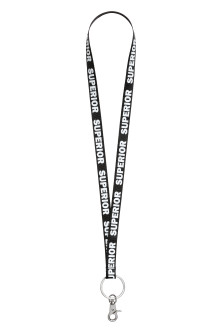Printed key lanyard