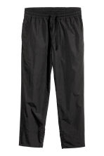 Nylon trousers - Black - Men | H&M 2