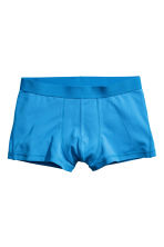 3-pack trunks - Blue/Patterned - Men | H&M 3