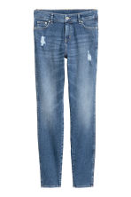 H&M+ Skinny Regular Jeans - Denim blue - Ladies | H&M 2