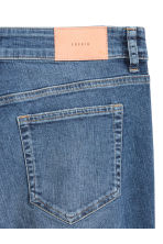H&M+ Skinny Regular Jeans - Denim blue - Ladies | H&M 3
