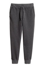 Joggers - Dark grey marl - Ladies | H&M CN 2