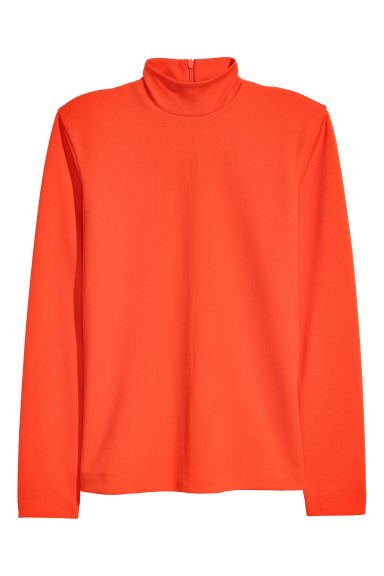 Polotröja - Orange - DAM | H&M FI