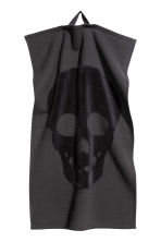 Lot de 2 essuie-mains - Noir/tête de mort - Home All | H&M FR 2