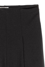 Wide trousers - Black - Ladies | H&M CN 3