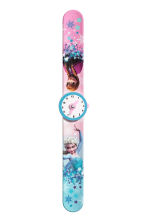 Snap-on armband - Turkoois/Frozen -  | H&M BE 1