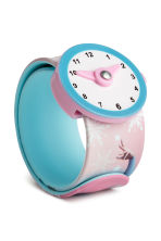 Snap-on armband - Turkoois/Frozen -  | H&M BE 2