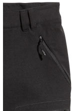 Outdoor shorts - Black - Ladies | H&M IE 3