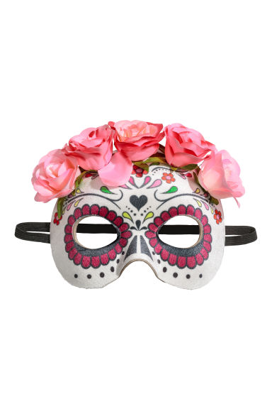 Fancy dress mask Model