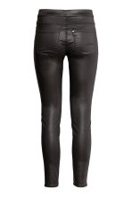 Petite fit Treggings - Black/Coated - Ladies | H&M 3