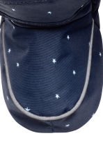 Padded slippers - Dark blue - Kids | H&M 3