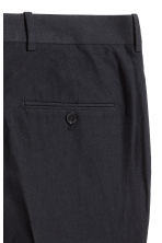Chinos in twill di cotone - Nero - UOMO | H&M IT 3