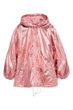 Shimmering metallic jacket - Pink - Ladies | H&M 2