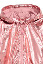 Shimmering metallic jacket - Pink - Ladies | H&M 3