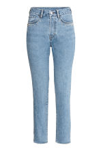 Vintage High Jeans - Light denim blue - Ladies | H&M CN 2