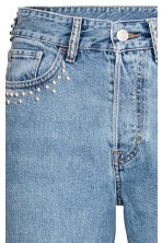 Vintage High Jeans - Light denim blue - Ladies | H&M CN 4