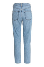Vintage High Jeans - Light denim blue - Ladies | H&M CN 3