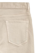 Denim shorts - Beige - Men | H&M GB 3