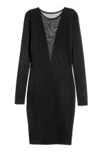 Dress - Black - Ladies | H&M 2
