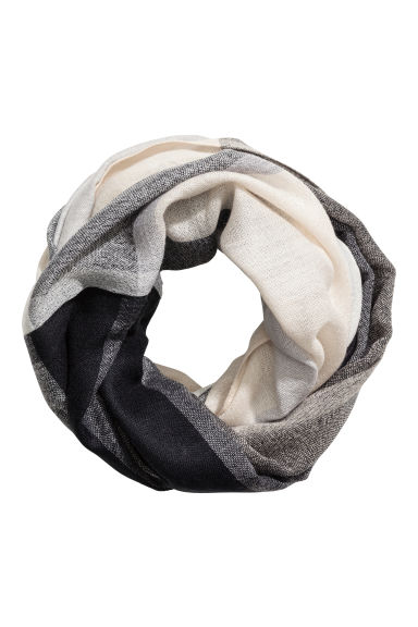 Tube scarf - Black - Ladies | H&M CA 1