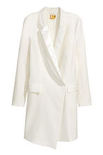 Jacket dress - Natural white - Ladies | H&M 2