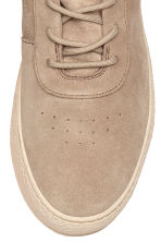 Suede hi-tops - Beige - Men | H&M 3
