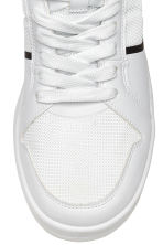 Hi-top trainers - White - Men | H&M 4