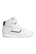 Hi-top trainers - White - Men | H&M 1