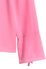 Silk shirt - Pink - Ladies | H&M GB 3