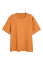 T-shirt oversize - Ocra - UOMO | H&M IT 2
