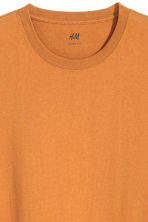 T-shirt oversize - Ocra - UOMO | H&M IT 3